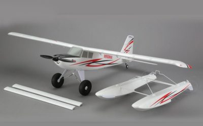 E-Flite Timber 1.5m With Floats